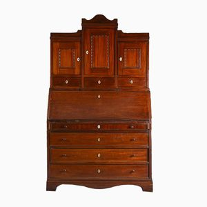 Empire Secretaire in Mahogany, 1810