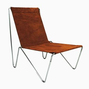 Vintage Danish Bachelor Chair by Verner Panton for Fritz Hansen