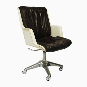 Fiberglass Office Chair, 1960s