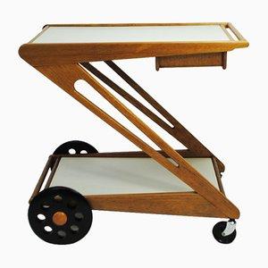 Chariot Mobilo Vintage par Cees Braakman pour Pastoe