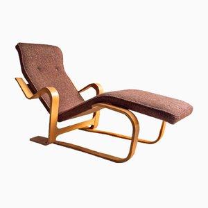 Chaise-longue Bauhaus de Marcel Breuer para Knoll, años 70