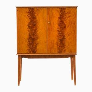 Art Deco Nordic Flame Cabinet