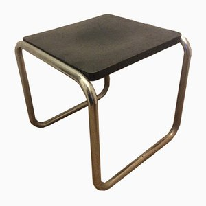 Vintage B9 Stool by Marcel Breuer for Thonet