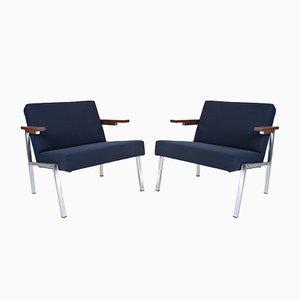 Niederländischer SZ66 Sessel von Martin Visser für Spectrum, 1960er