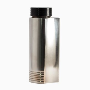 Silver-Plated Cocktail Shaker by Folke Arström for GAB, 1930s