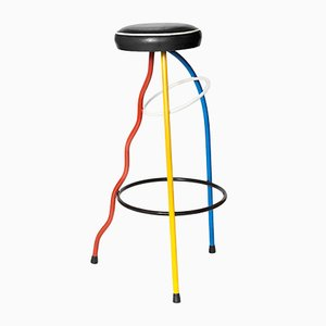 Vintage Duplex Stool from Mariscal