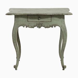 Antiker Skandinavischer Kleiner Tisch, 1750er