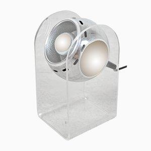 Sphere Tischlampe von Gino Sarfatti für Arteluce, 1960er