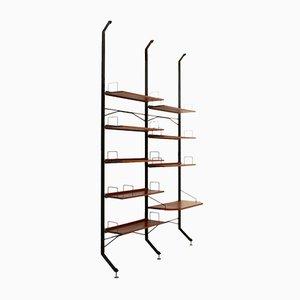 Italian Urio Bookshelves by Ico Parisi for MIM Roma, 1950s