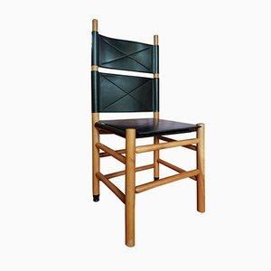 Kentucky Chairs by Carlo Scarpa for Bernini, 1985, Set of 4