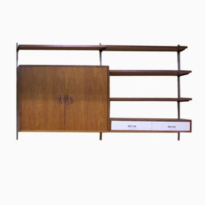 Vintage Wall Unit from Tetex