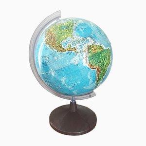 Beleuchteter Globus, 1970er