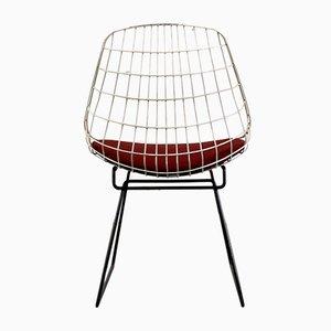 Chaise SM05 Vinage par Cees Braakman pour Pastoe