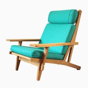 Vintage GE 375 Easy Chair by Hans J. Wegner for Getama