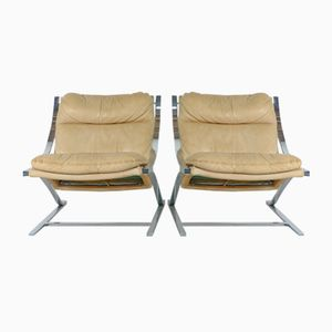 Zeta Chairs by Paul Tuttle for Strässle, 1960s, Set of 2