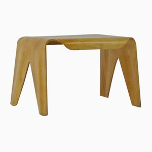 Vintage Children's Stool by Charles & Ray Eames for Evans, 1940s