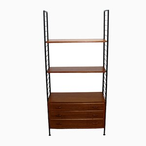 Mid-Century Ladderax System by Robert Heal for Staples