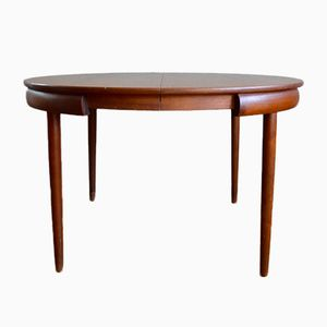 Round Table by Hans Olsen for Frem Røjle, 1960s