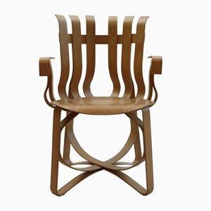 Hat Trick Stühle aus Erster Auflage von Frank Gehry für Knoll USA, 1992, 4er Set