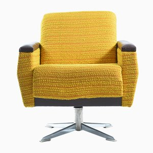Bright Swivel Chair from UP Zavody, 1960s