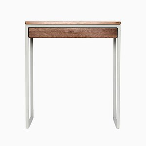 THORN Console in Recycled Walnut & Steel from JOHANENLIES