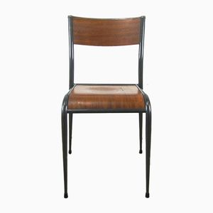 French Vintage Industrial Mullca Chair Model 1971, 1960s