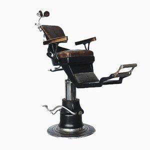 Sedia da dentista di Ritter, America, anni '20
