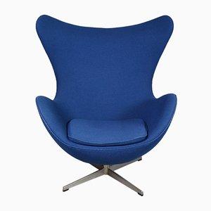 Fabrik Egg Chair von Arne Jacobsen für Fritz Hansen, 1970er