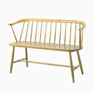 Skandinavisches Holz Sofa von Nesto, 1950er