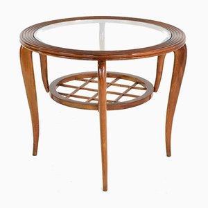 Mid-Century Italian Coffee Table by Paolo Buffa, 1950s