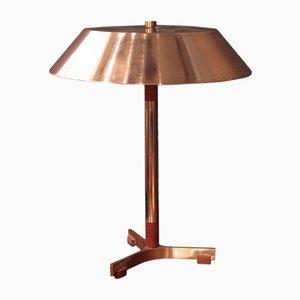 Vintage Präsidenten Schreibtischlampe von Jo Hammerborg für Fog & Mørup