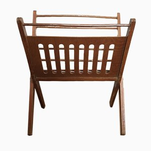 Vintage Magazine Rack by Cees Braakman for Pastoe