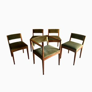 Dining Chairs from Edward Barnsley, 1978, Set of 5