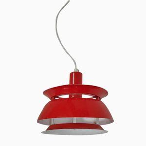 Danish Pendant Lamp from Horn Belysning, 1970s