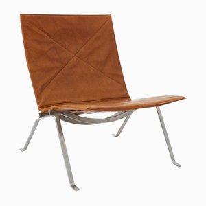Vintage PK22 Chair by Poul Kjærholm for E. Kold Christensen