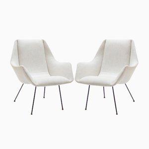 Brasilianische Sessel von Carlo Hauner & Martin Eisler für Forma, 1960er, 2er Set