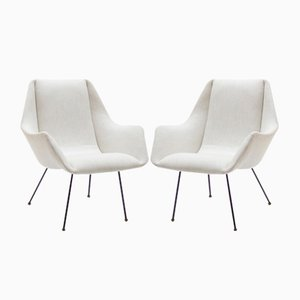 Brazilian Armchairs by Carlo Hauner & Martin Eisler for Forma, 1960s, Set of 2