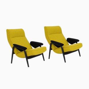 Sessel von Theo Ruth für Artifort, 1960er, 2er Set
