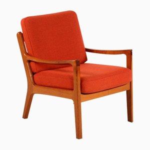 Teak Senator Easy Chair by Ole Wanscher for Cado, 1960s