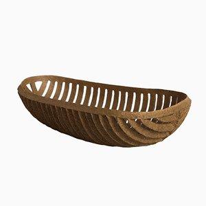 Organische Ribbed Schale von Domingos Tótora