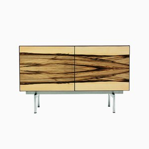Vintage Palisander and Tropical Wood Veneer Sideboard.