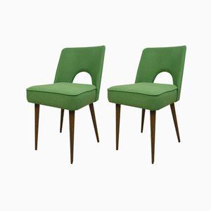 Polnische Schalen Stühle, 1960er, 2er Set