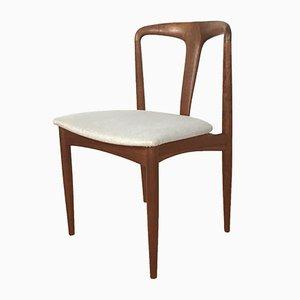 Dänischer Vintage Juliane Stuhl von Johannes Andersen für Uldum Mid Century, 1970er