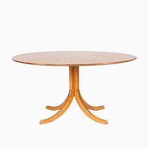 Swedish Alder Root Dining Table by Josef Frank for Svenskt Tenn, 1950s