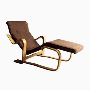 Mid-Century Chaise Longue von Marcel Breuer, 1970er