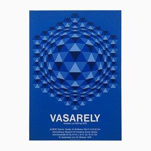 Affiche d'Exposition Victor Vasarely Sérigraphiée, 1978