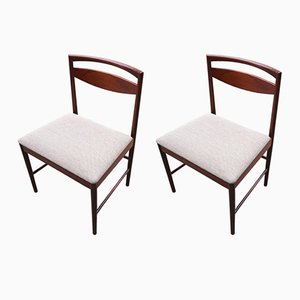 Mid-Century Dining Chairs by Tom Robertson for A.H. McIntosh, 1970s, Set of 2