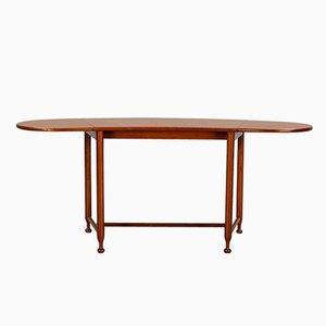 Model 1133 Mahogany Extendable Coffee Table by Josef Frank for Svenskt Tenn, 1940s