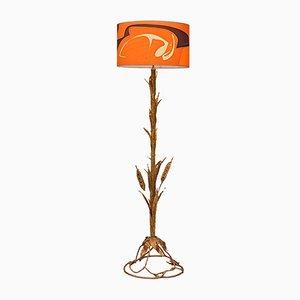 Skulpturale Stehlampe von P. Moerenhout, 1960er