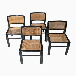 Italienische Stühle von Acerbis, 1970er, 4er Set